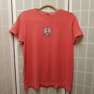 "Vintage original ""Life is Good"" graphic Tee sz M"